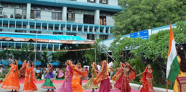 dance By School children